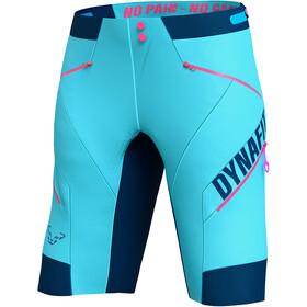 Dynafit Ride Dynastretch Pantaloncini Donna, silvretta